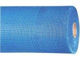 Фото  1 Сетка стеклосетка штукатурная 5 х 5, плотность 145, синяя 2014638