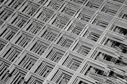Сетка строительная сварная сталь 3ПС, Диаметр 3-4 мм, ячейка 50х50мм,100х100мм