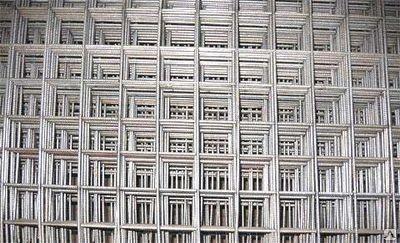 Сетка сварная арматурная 200х200х8мм