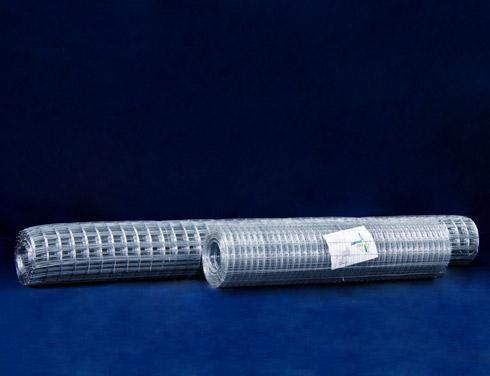 Сетка сварная оцинкованная; диаметр 1,2; ячейка 50x50; рулон 2х30 м.
