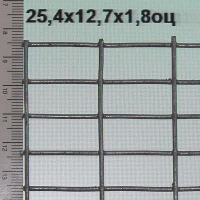 Сетка сварная оцинкованная ОПС 25,4х12,7х1,4 мм