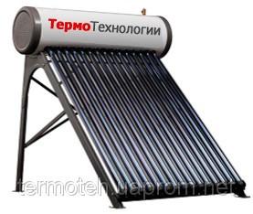 Сезонный солнечный коллектор с теплообменником СКС-Т 24-240