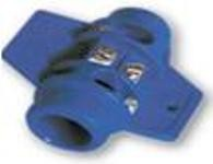 Шабер (нож) для зачистки труб - пластик - Hakan Plastik D 20-25 мм