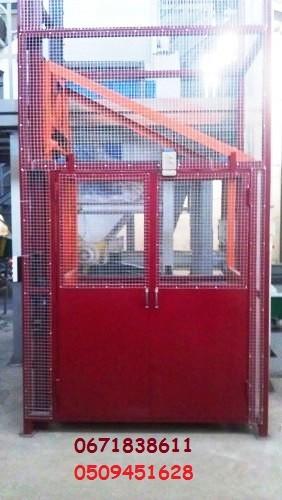 Шахтный подъёмник грузоподъёмностью 500 кг.