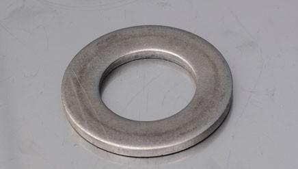 Шайба плоская нержавеющая А2 ф10 DIN125