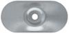 Шайба прижимная металическая (цена за 100 шт. ) Размер 40 х 80