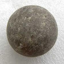 шар каменный плавает