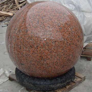 Шары из гранита. Изделия из природного камня. Балясины из гранита. Перила из гранита. Ступени из гранита.