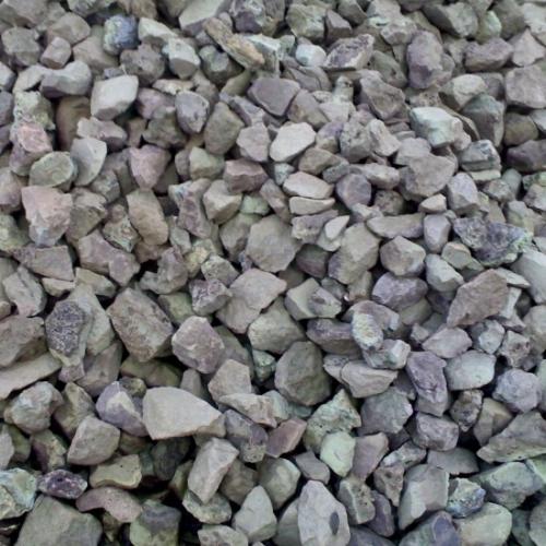 Щебень из шлаков от производства марганцевых ферросплавов 0-5, 0-10, 0-40, 0-70, 5-20, 10-20, 20-40, 40-70, 0-200
