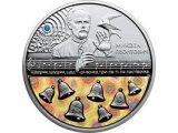 Фото  1 Щедрик (к 100-летию первого хорового исполнения произведения М. Леонтовича) серебро монета 20 грн 2016 1973788