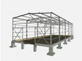 Строительство ангаров , складов , СТО , автомойки. Ангар металлический для хранения зерна