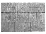 Фото  1 Термопанель ПСБ-С-25 100мм Щепа колотая 600x400, серый цемент, с доб.елем. 1923447