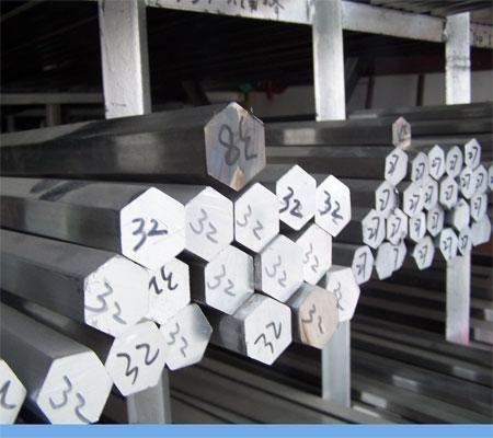 Шестигранник алюминиевый 8мм-80мм алюминий Д16, Д16т - дюралевый