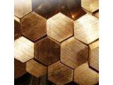 Фото  1 шестигранник латунный Л63 п/тв ПТ АВ - размер 30 , длина,мм 3000 2073359