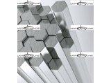 Фото  1 Шестигранник стальной 41 мм, широкий сортамент, разные марки сталей 2174806