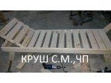 Фото 1 шезлонг деревянный 338429