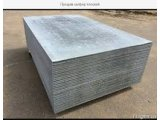 Фото 1 Шифер плоский хрізатілцементний 10х1500х3000 344681