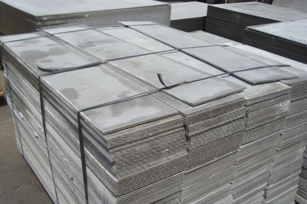 Шифер плоский 10*1200*3000 вес 68 кг ГОСТ 18124-95