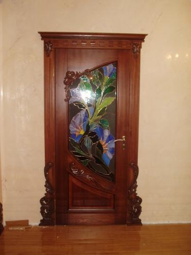 Шикарные Двери с Резьбой