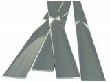 Фото  1 Шина алюмінієва АД31 - товщина 5, ширина 100, довжина 4000, вага 1шт. 5,4 2073197