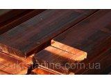 Фото  1 Шина медная (полоса) 4х60х3000 мм М1 М2 мягкая твёрдая 2187430