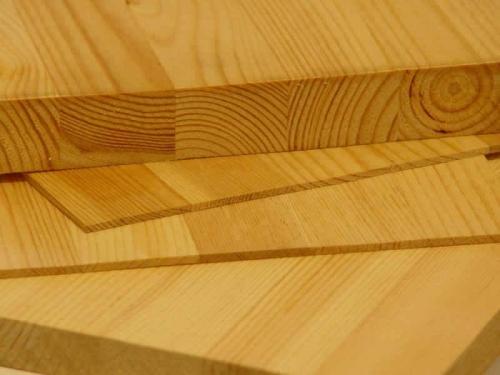 Щит мебельный срощенный - дуб - 20мм