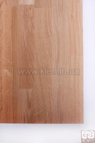 Щит меблевий дуб 1200х400х18