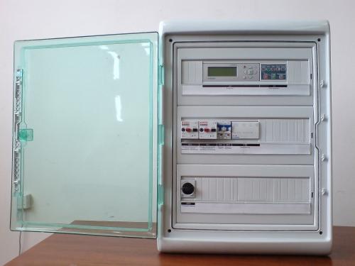 Щиты автоматического управления вентиляцией