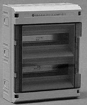 Щиты распределительные пылевлагозащищенные 3mod-36mod IP65 General Electric