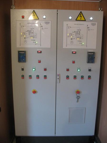Щитовое оборудование для жилых комплексов