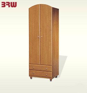 Шкаф 2-х дверный BRW