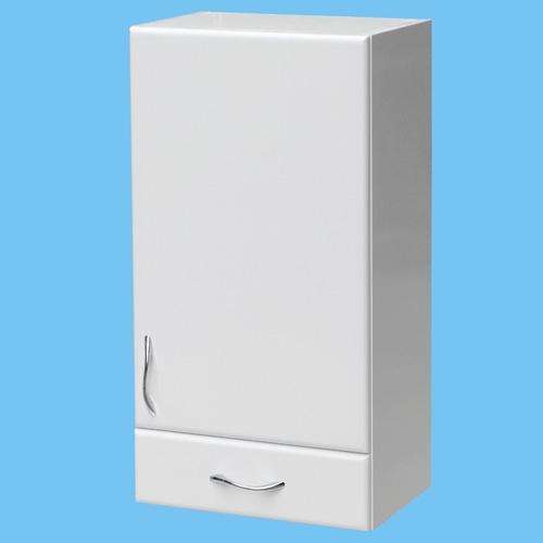 Шкаф 401, цвет белый, ширина 40см, высота 75см