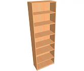 Шкаф для бумаг Е47-2