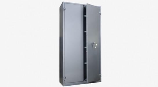 Шкаф для документов металлический двухдверный
