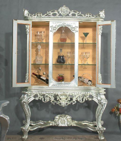 Шкаф для вина Версаль-A в стиле барокко