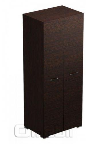 Шкаф-гардероб двойной ТО-120   венге A10462