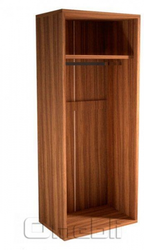 Шкаф гардеробный UK -10  зебрано A10212