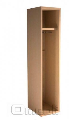 Шкаф гардеробный UK -12  дуб молочный A10241