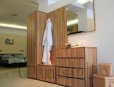 Шкаф гардеробный UK-70   дуб молочный A10250