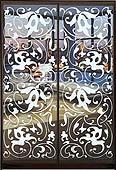 Шкаф-купе Премиум 2-х двер. №1, 100*45 фасад 69/69 зерк/графит корпус дуб молоч. A26302