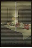 Шкаф-купе Премиум 2-х двер. №1, 100*45 фасад 72/72 зерк/бронза корпус дуб молоч. A26314