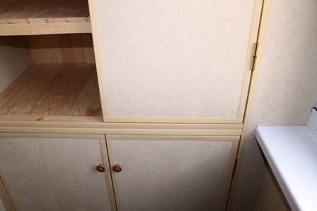 Шкаф на балкон под заказ Киев