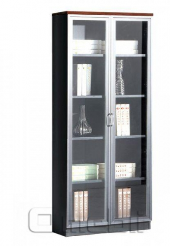 Шкаф секционный модерн 800х400х1900, 2 секции (8309, F-61) A9918