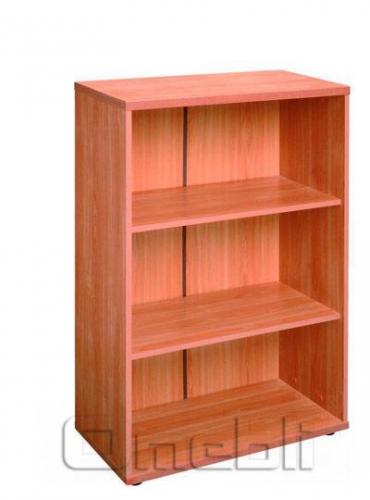 Шкаф широкий открытый R 40 вишня A9986