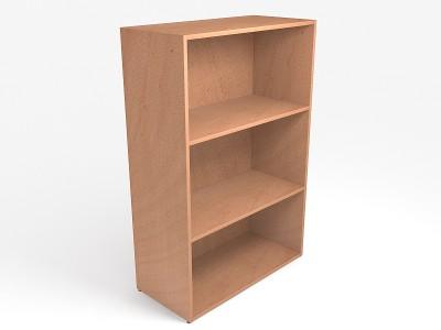 Шкаф, цвет: Бук бавария, яблоня локарно.