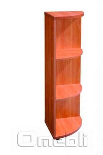 Шкаф угловой R 31 вишня A10011