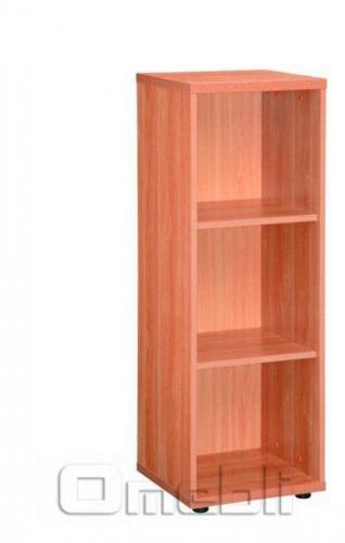 Шкаф узкий открытый R 50 вишня A9992
