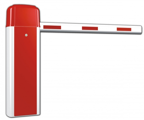 Шлагбаум автоматический 106, стрела цельная 5,8 метра.