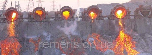 Фото  1 Шлак отвальный напрямую от производителя от 40 тонн 2003632