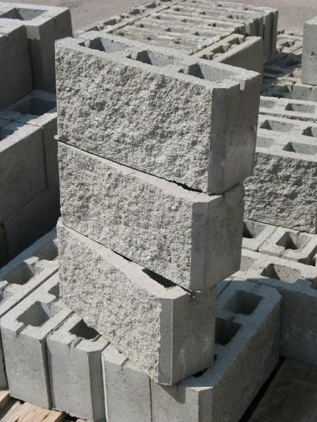 Шлакоблок колотый декоративный Шлакоблок колотый с фактурной поверхностью, в Николаеве